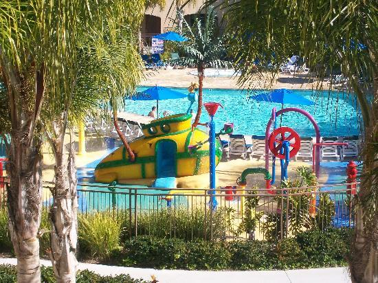 Grand Pacific Palisades Resort and Hotel: Waterpark
