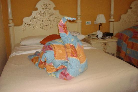 Iberostar Varadero: lit changés tous les jours