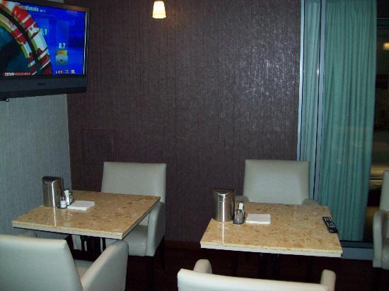 Mama's Design & Boutique Hotel: Breakfast room