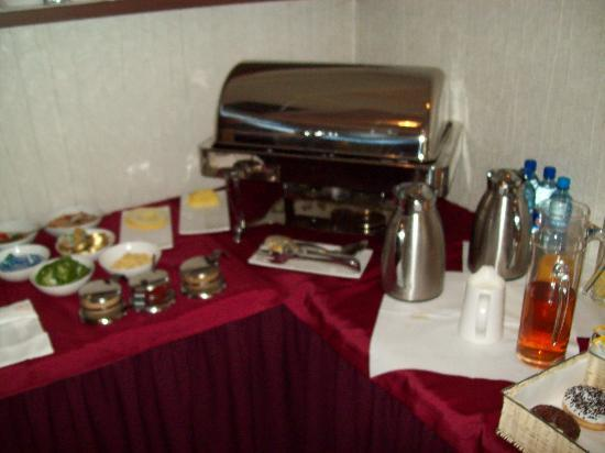 Mama's Design & Boutique Hotel: some of breakfast (there was more than this)