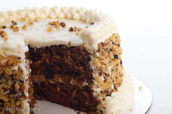 The Bunnery Bakery & Restaurant : Carrot Cake