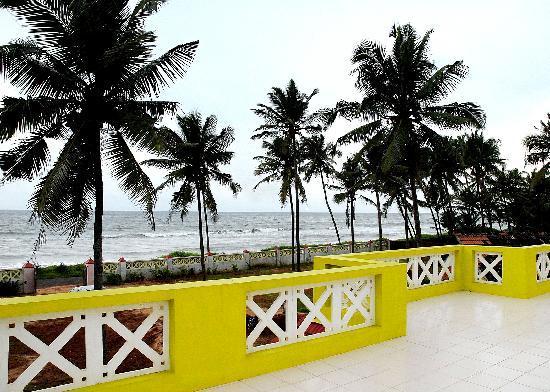 Asokam Beach Side Health Centre : Located on the sea shore