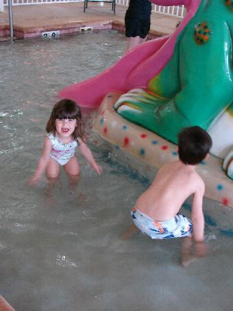Country Inn & Suites By Carlson, Galena IL : Having fun!