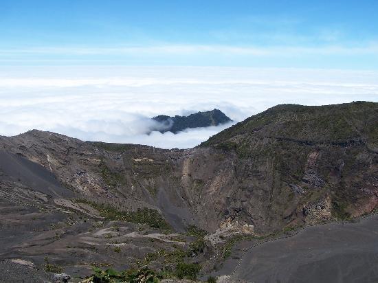 San Jose, Costa Rica: Irazu Volcano Costa Rica