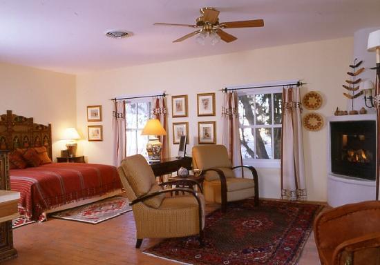 Casa Blanca Inn & Suites: Chaco Suite