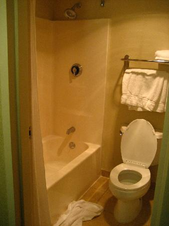 Holiday Inn Express Ramsey-Mahwah: bathroom