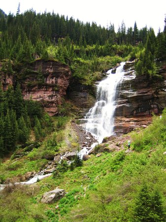 Telluride, CO: Bear Creek Falls