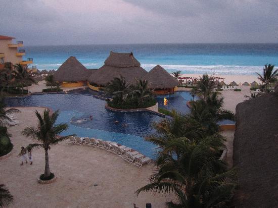 Fiesta Americana Condesa Cancun All Inclusive: View from the room