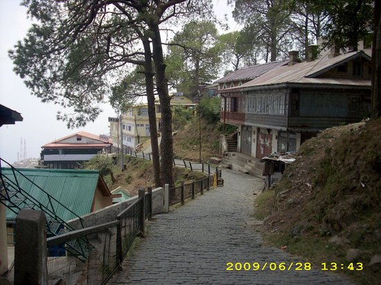 Kasauli Tehsil Restaurants