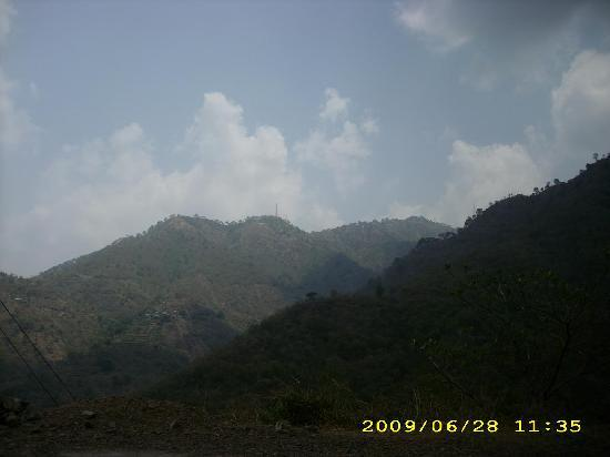 Kasauli, Indien: Photographic Place