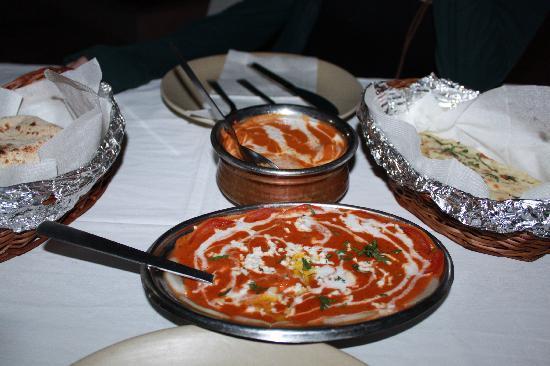 Hotel Tara Palace Chandni Chowk: Paneer Curry