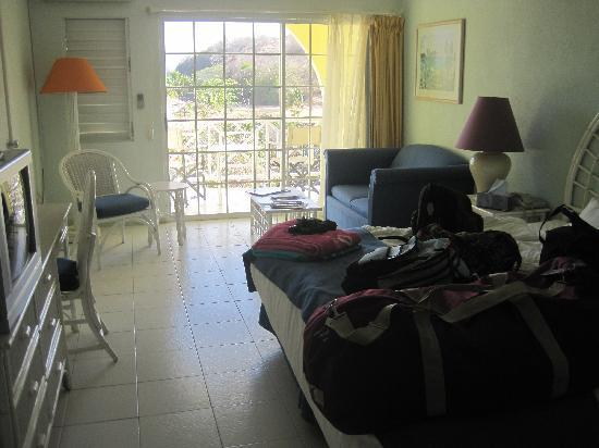 Grenadian by Rex Resorts: 01 Ocean view room; hated to leave