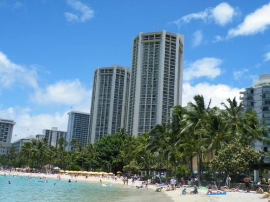Hyatt Regency Waikiki Resort & Spa: Our hotel, Hyatt Regency @ Waikiki