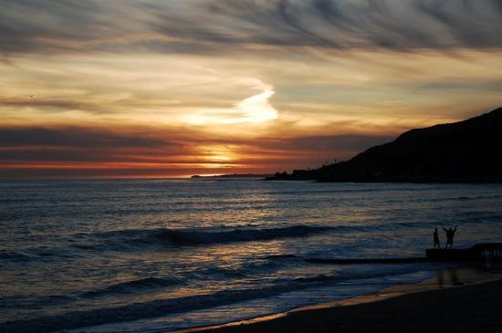 Bilde fra Malibu