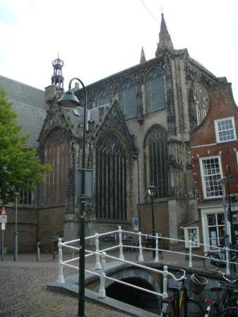 Delft, old church