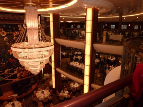 Opus Dining Room, Oasis of the Seas - Picture of Fort Lauderdale ...