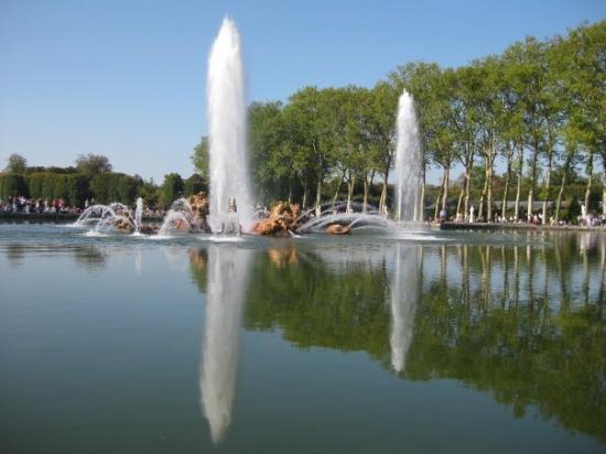 Jardins de versailles versailles picture of versailles for Attraction yvelines