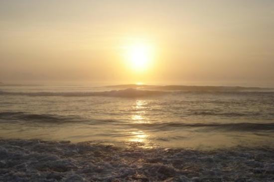 Garopaba: Ferrugem Beach
