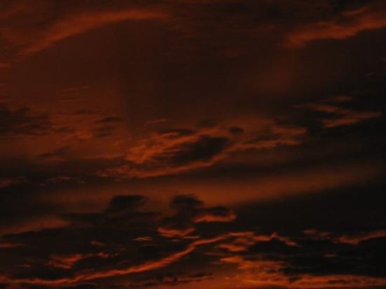 Rhome, TX : Sunset