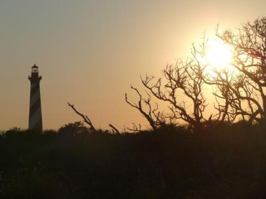 Cape Hatteras Lighthouse Image