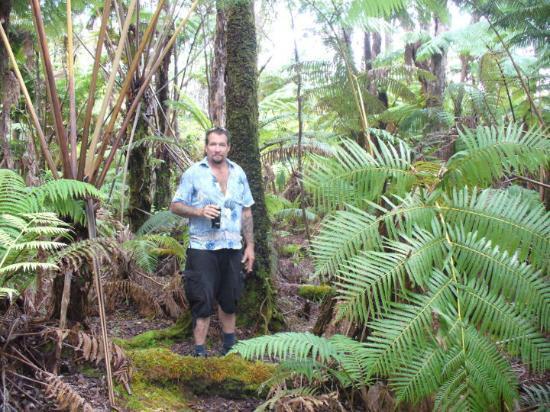 Hawaii Volcanoes National Park, HI: Volcano National Park, Hawaii (big island)