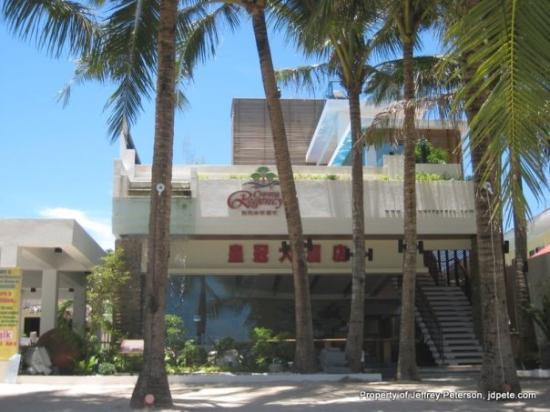 Crown Regency Beach Resort: Crown Regency, Boracay, Station 3