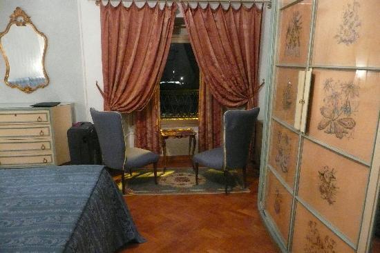 Principe Hotel: Chambre