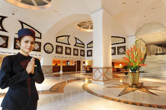 Rembrandt Hotel Bangkok : Welcome