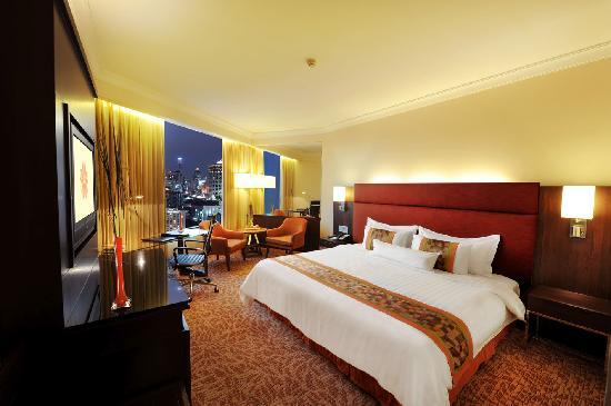 Rembrandt Hotel Bangkok: Executive Room