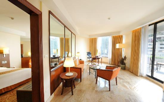 Rembrandt Hotel Bangkok: Terrace Suite