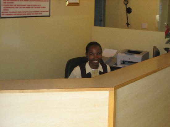 Gaborone, Botswana: Reception