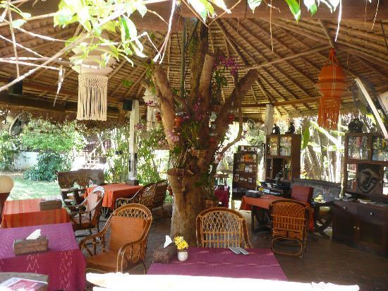 Secret Garden Chiang Mai: Das Gartenrestaurant
