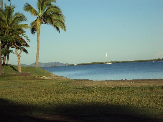 Hilton Fiji Beach Resort & Spa: View from your room.