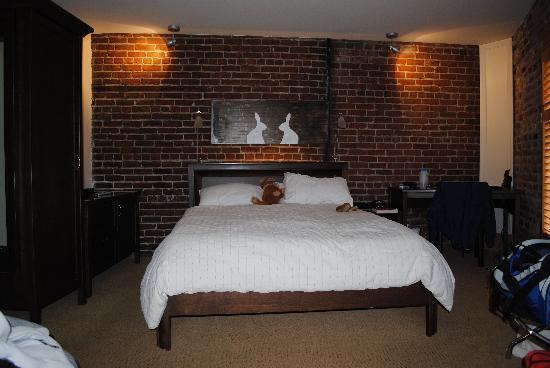 Hotel Le Vincent: Room 6