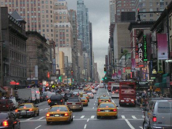 État de New York : New York