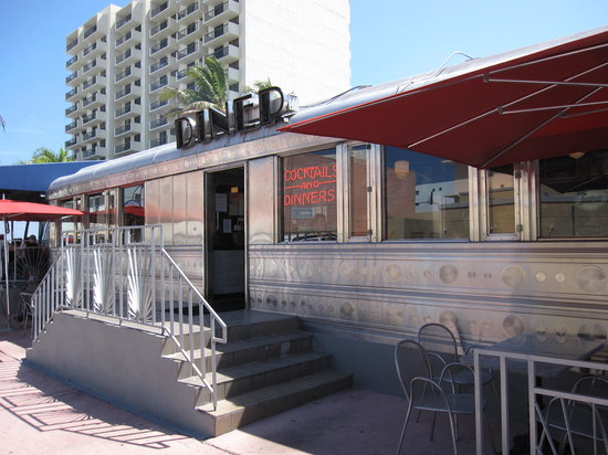 This Was One Of The Best Restaurants I Ve Ever Been To Review 11th Street Diner Miami Beach Fl Tripadvisor