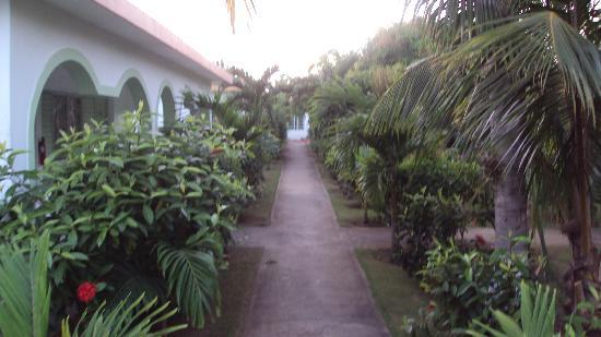 Hidden Paradise Resort Hotel: Sidewalks to Paradise