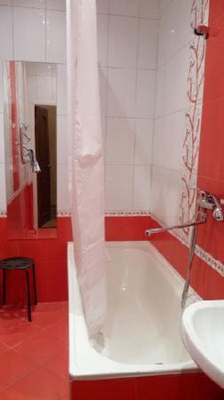 Day'n'Night Hostel: Bath room