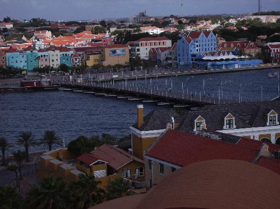 Plaza Hotel Curacao: View from hotel room