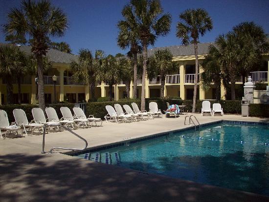 Beautiful Pool Picture Of The Beachview Club Jekyll Island