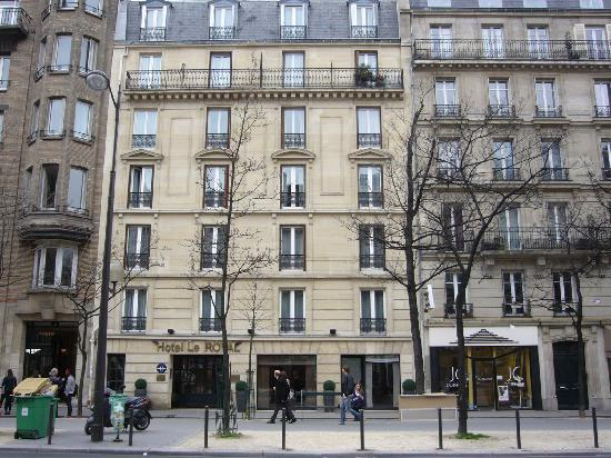 Hotel Le Royal : Front view of Le Royal