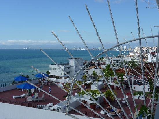 Boana Torre Malibu : Vue du balcon unité 601