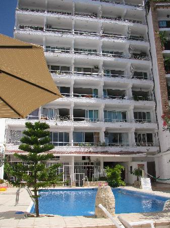 Boana Torre Malibu: Devant de l'hotel