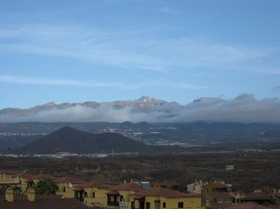 Vincci Tenerife Golf: vue en sortant de la chambre
