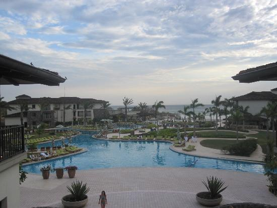 JW Marriott Guanacaste Resort & Spa: Our first view at JW Marriott
