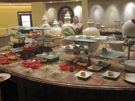 JW Marriott Guanacaste Resort & Spa: Dessert options