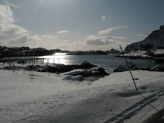 A i Lofoten, Norwegia: Contrasti
