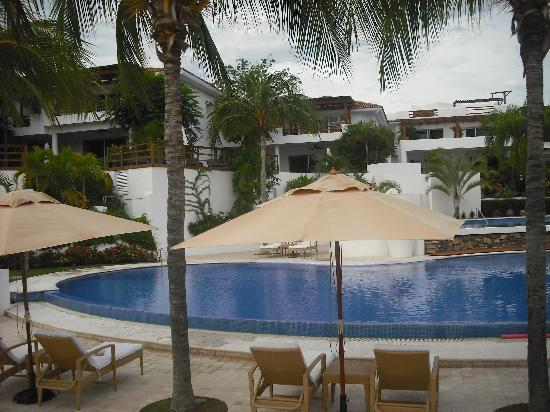 La Cruz de Huanacaxtle, Mexiko: Pool area