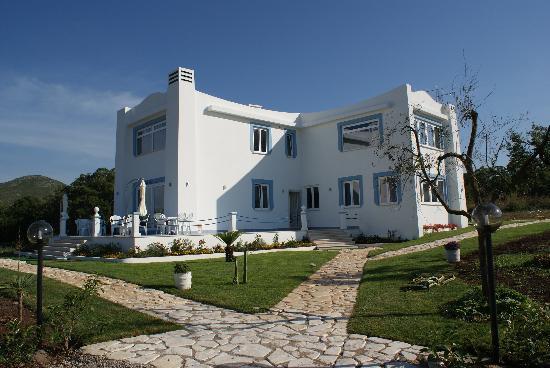 Casa Mediterranea: particolare struttura