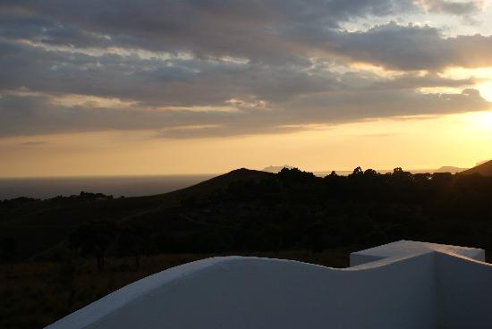 Casa Mediterranea: tramonto